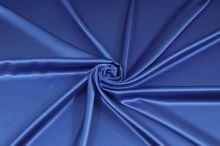 Satén modrý BW446, š.145