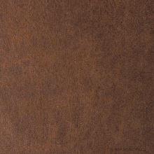 Potahová látka rezavá, imitace broušené kůže, š.140