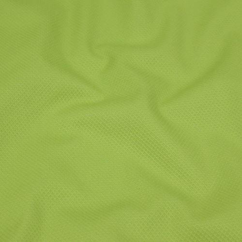 Bavlna zelená piké, š.140