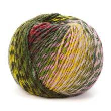 Příze SHINE 100g, barevný mix - odstín 0138