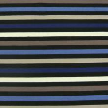 Úplet 19338, barevné pruhy, š.140