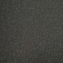 Tvíd šedočerný, barevné nopky, š.150