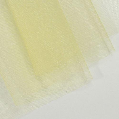 Tyl lesklý N3254, žltý š.155