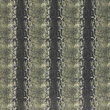 Úplet zelený, hadí vzor, š.150