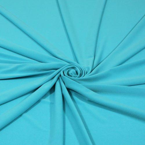 Úplet blankytne modrý, š.150