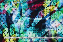 Úplet barevný, abstraktní vzor, š.175