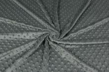 Minky šedé, protlačované ťuplíky, š.155