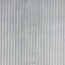 Minky menčester striebristo šedý, š.140