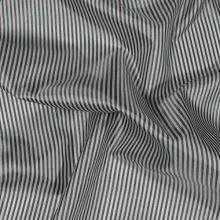 Podšívka černobílý pruh š.145
