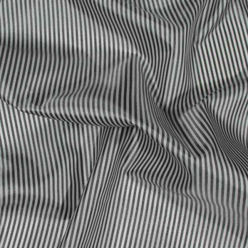 Podšívka čiernobiely pruh š.145