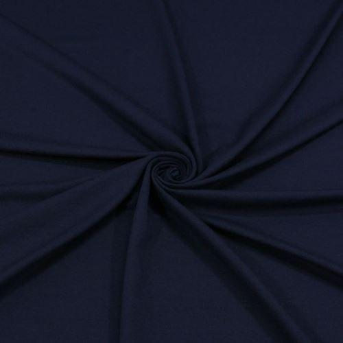 Úplet tmavě modrý 14874, 250g/m, š.155