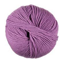 Příze WOOLLY 50g, fialová - odstín 063