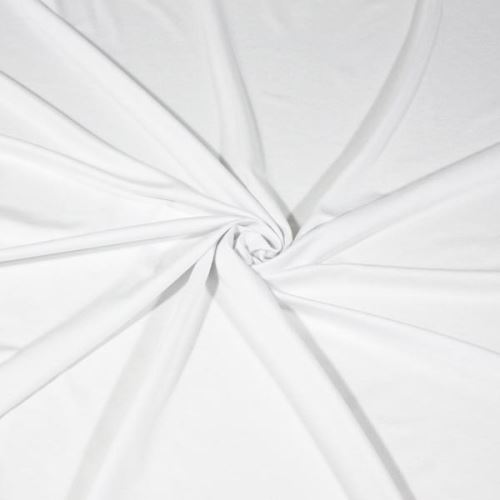 Úplet bílý 14871, 250g/m, š.155