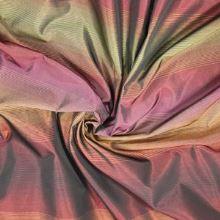 Taft barevný pruh š.150