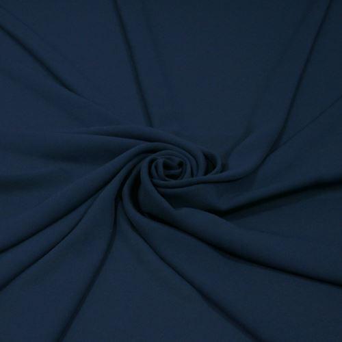 Šatovka tmavo modrá, š.145
