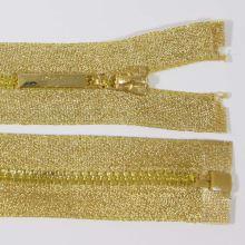 Zip kostěný 4mm délka 55cm, barva 032 (dělitelný)