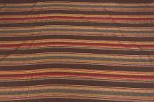 Šatovka 06229 béžovo-hnedá, farebný pruh š.155