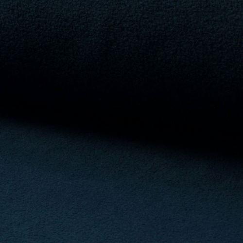 Polar fleece tmavě modrý, š.150