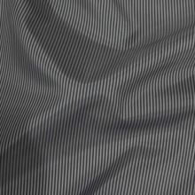 Podšívka šedočerný pruh š.145