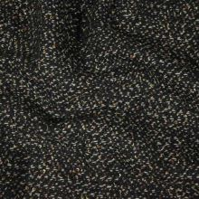 Kabátovina hnědočerná, žluté nopky š.155