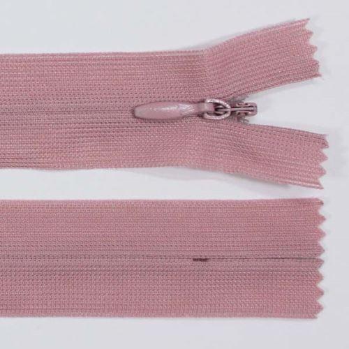 Zip skrytý šatový 3mm délka 55cm, barva 405