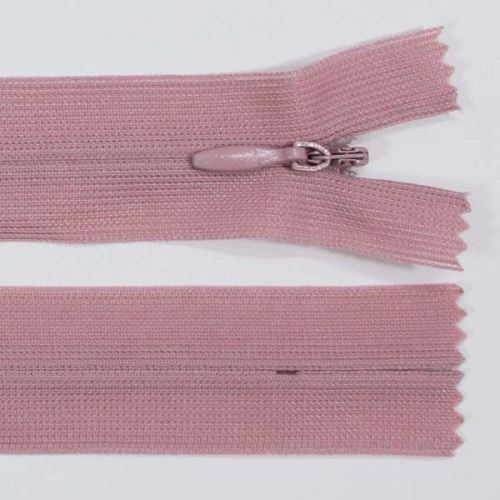 Zips skrytý šatový 3mm dĺžka 55cm, farba 405