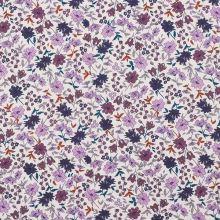 Šatovka 22076, fialové kvety, š.145