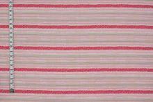Šatovka béžová, farebný pruh š.140