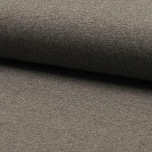 Úplet SINIT šedý melé, 220g/m, š.160