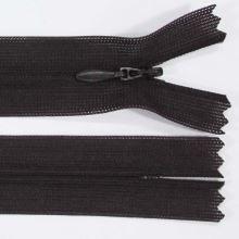 Zips skrytý šatový 3mm dĺžka 30cm, farba 304