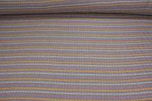 Kostýmovka ružová, vytkávaný vzor, š.135