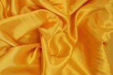 Podšívka saténová žltá š.150