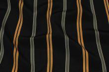 Šatovka čierna, žltý pruh š.150