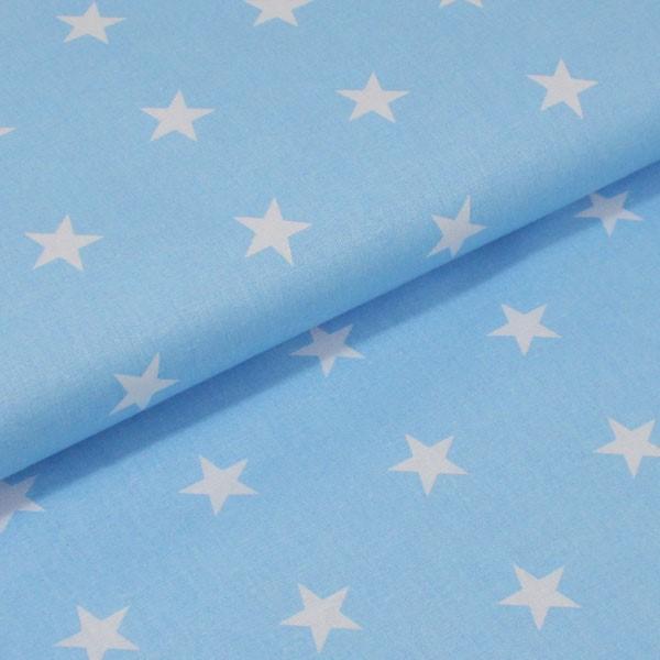44420aecb9 Bavlnené plátno svetlo modré