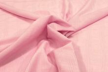 Košilovina 09912 růžová, káro š.150