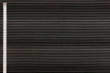 Šatovka 12390, šedočerný pruh, š.150
