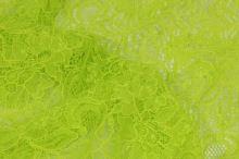 Čipka zelenožltá N2627, š.140