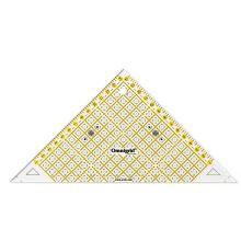 Univerzální pravítko trojúhelník Prym Omnigrid 15 cm