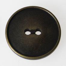 Knoflík mosaz K32-12, průměr 20 mm.