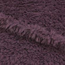 Umělá kožešina fialová, š.165