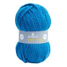 Příze KNITTY 10 100g, modrá - odstín 740
