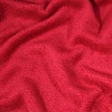 Fleece vínový š.180