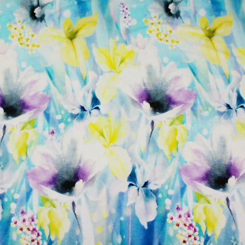 Úplet lila, rozkvitnutá lúka, š.175