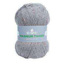 Příze MAGNUM TWEED 400g, šedá - odstín 752