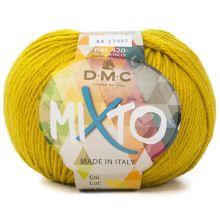 Příze MIXTO 50g, žlutá - odstín 089