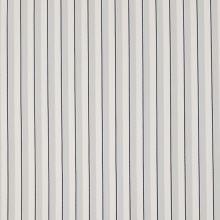 Bavlna šedo-bielo-modrý pruh, š.150