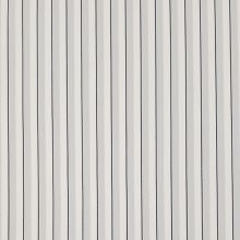 Bavlna šedo-bílo-modrý pruh, š.150