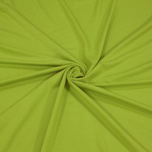 Úplet zelený 14869, 250g/m, š.155