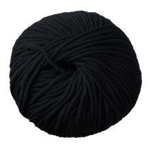 Příze WOOLLY 5 50g, černá - odstín 02