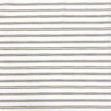 Košilovina bílá, fialovo-zelený pruh š.155